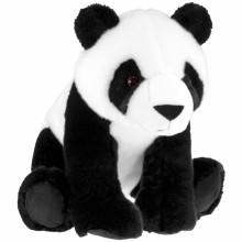 Peluche panda noir et blanc (40 cm)  par Histoire d'Ours