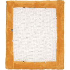 Tapis de jeu Cheerful Playing Bumblebee Orange (75 x 95 cm)