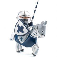 Figurine chevalier armé Kinight Arthur  par Djeco