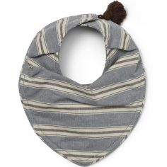 Bavoir bandana Sandy Stripe