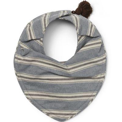 Bavoir bandana Sandy Stripe  par Elodie Details