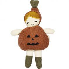 Mini poupée Halloween petite citrouille (14 cm)