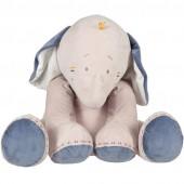 Peluche géante Bao l'éléphant (80 cm) - Noukie's