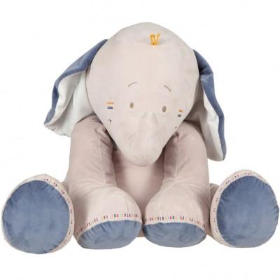 Peluche Geante Elephant : peluche g ante bao l 39 l phant 80 cm noukie 39 s ~ Teatrodelosmanantiales.com Idées de Décoration