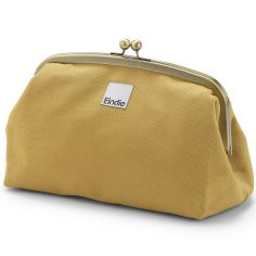 Trousse de toilette jaune Gold