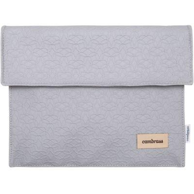 Pochette de change Luxy gris  par Cambrass