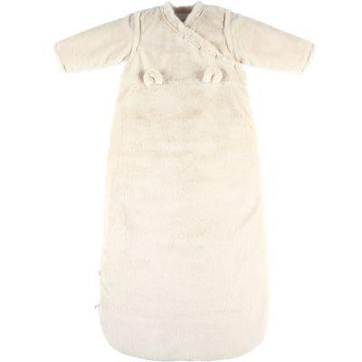 Gigoteuse chaude à poils longs Mix & Match ivoire TOG 2 (90-110 cm)  par Noukie's