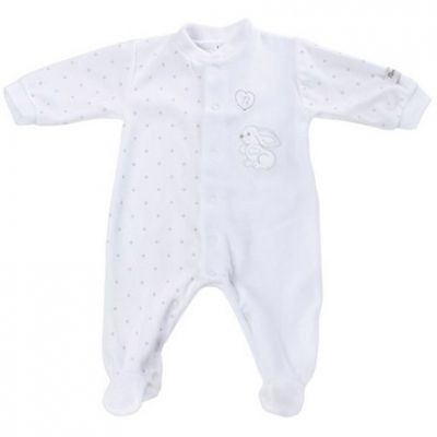 Pyjama chaud Basile (Prématuré)  par Nougatine