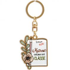 Porte-clés Maitresse