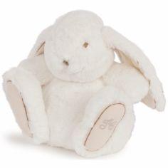 Peluche Augustin le lapin écru (25 cm)