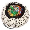 Sac à jouets 2 en 1 Panda - Play&Go