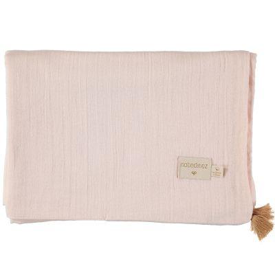 Couverture d'été bébé Dream pink (70 x 100 cm)  par Nobodinoz
