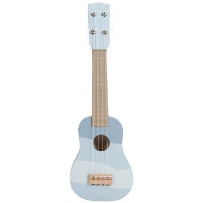 Guitare blue  par Little Dutch