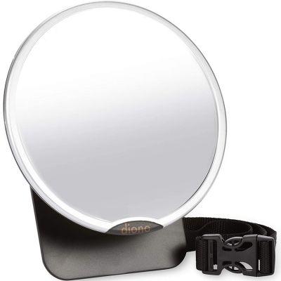 Miroir de surveillance grand angle Easy View Silver  par Diono
