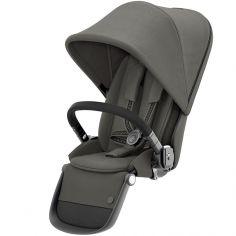 Assise supplémentaire Soho Grey pour châssis Gazelle S noir