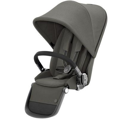 Assise supplémentaire Soho Grey pour châssis Gazelle S noir  par Cybex