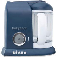 Robot cuiseur Babycook Solo bleu marine