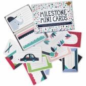 100 mini cartes souvenirs de mots et expressions - Milestone Cards