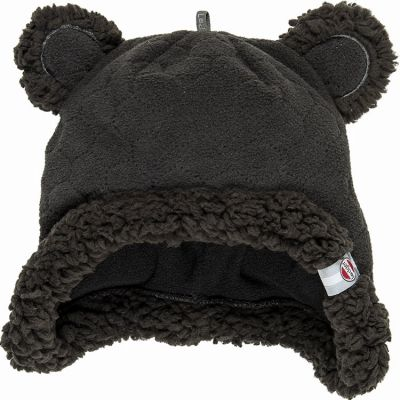 Bonnet ours noir Botanimal (3-6 mois)  par Lodger
