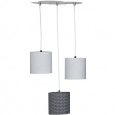 Suspension lumineuse trio Babyfan