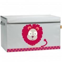 Coffre à jouets Wildlife Lion