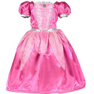 Robe réversible princesse et sorcière (3-5 ans)