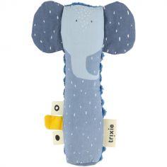Hochet pouët Mrs. Elephant (16 cm)
