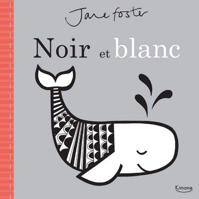 Livre Noir et blanc  par Editions Kimane