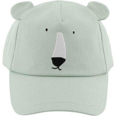 Casquette enfant ours Mr. Polar Bear (1-2 ans)  par Trixie