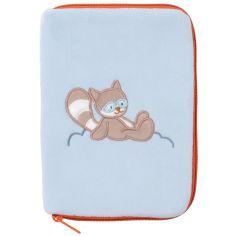 Protège carnet de santé Bob le raton laveur