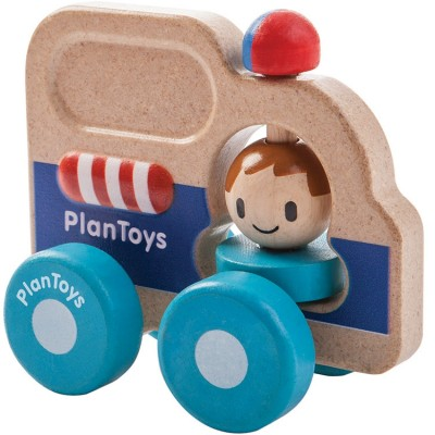 Mon premier véhicule de secours Plan Toys