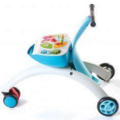 Chariot de marche évolutif 5 en 1 Tiny Rider bleu