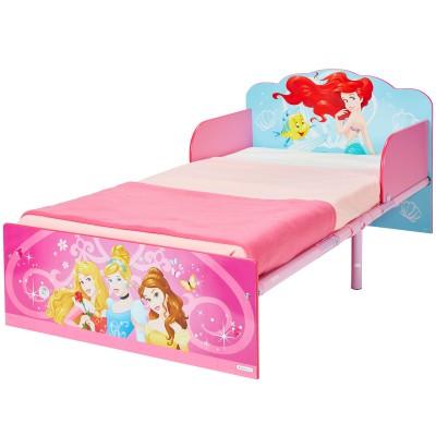 lit enfant premium princesses 70 x 140 cm par worlds apart. Black Bedroom Furniture Sets. Home Design Ideas