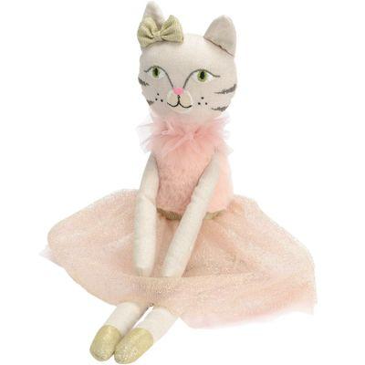 Peluche chat Léa (49 cm)  par Amadeus