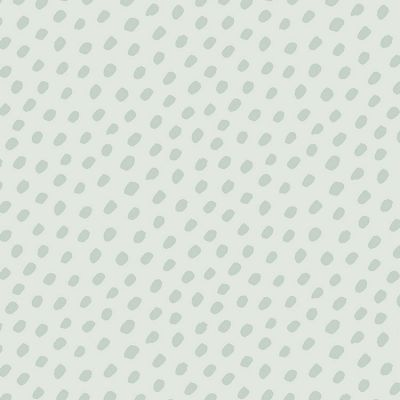 Papier peint motif taches vertes fond vert (10 m)
