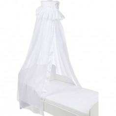 Ciel de lit blanc Pur