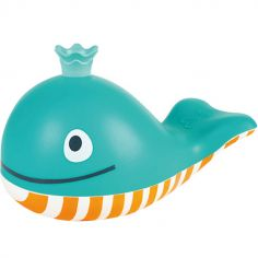 Jouet de bain baleine à bulles