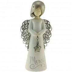 Statuette ange Merci (12,5 cm)