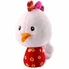 Hochet Ophelie la poule piou piou (11 cm)