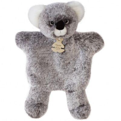 Peluche marionnette Koala Sweety Mousse (25 cm)  par Histoire d'Ours