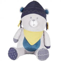 Peluche ours Lama M'ours (57 cm)