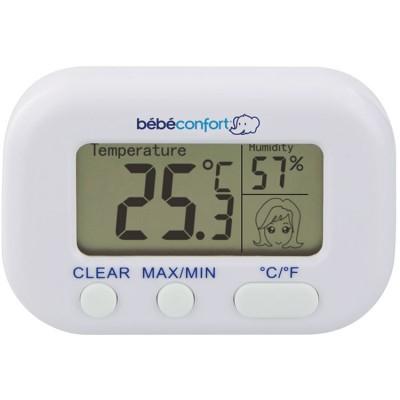 Thermomètre hygromètre de chambre  par Bébé Confort