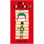 Puzzle méli-mélo Les Bambins (10 pièces) - Moulin Roty