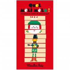 Puzzle méli-mélo Les Bambins (10 pièces)