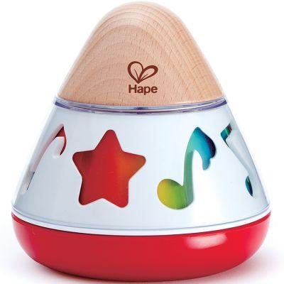 Boîte à musique 1er âge Tourne en rond  par Hape