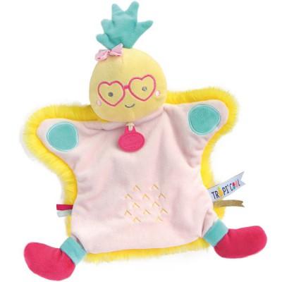 Marionnette Ananas Tropi'cool  par Doudou et Compagnie