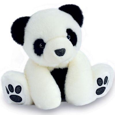 Peluche panda So Chic blanc (17 cm) Histoire d'Ours