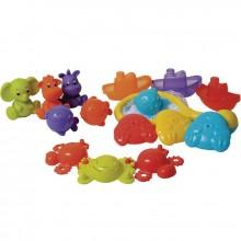 Coffret de jouets de bain Pêche (16 pièces)  par Playgro