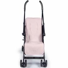 Assise universelle pour poussette Petite Etoile vichy rose  par Pasito a pasito