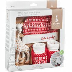 Coffret Mon Noël avec Sophie la girafe Il était une fois
